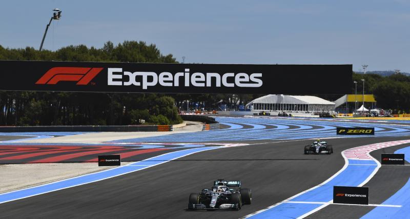 F1 : Le Grand Prix de France annulé