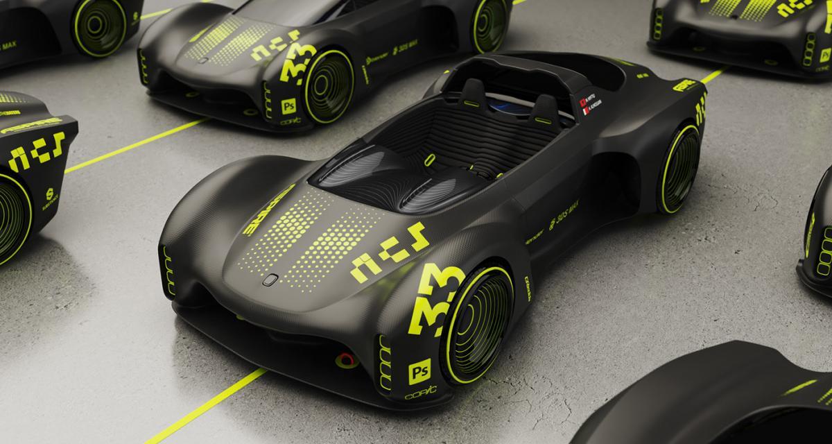 Project 411 : la Porsche 911 du futur ?