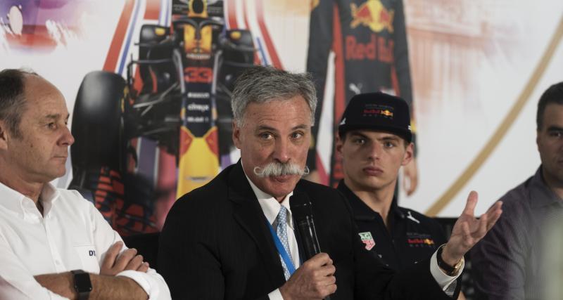 F1 : les contours du calendrier 2020 dévoilés par le boss
