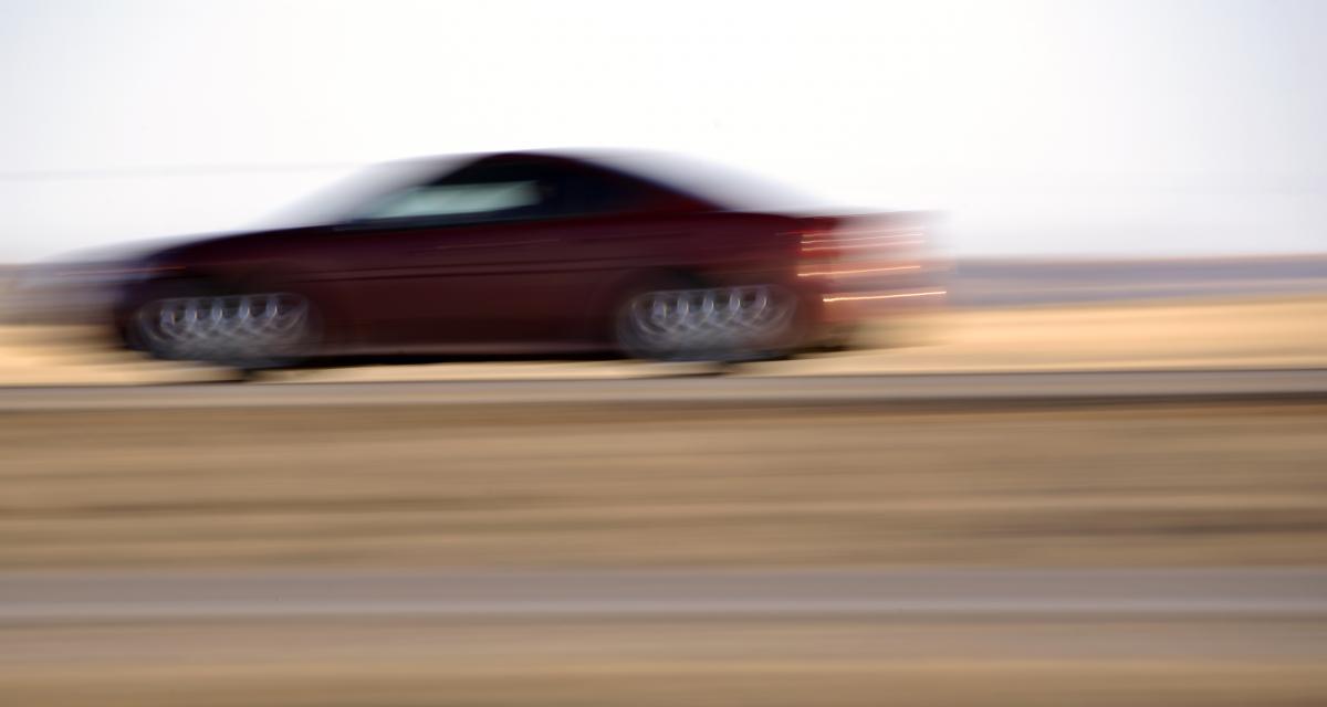 Un homme roule à 201 km/h au lieu de 70 pour… aller acheter de la viande !