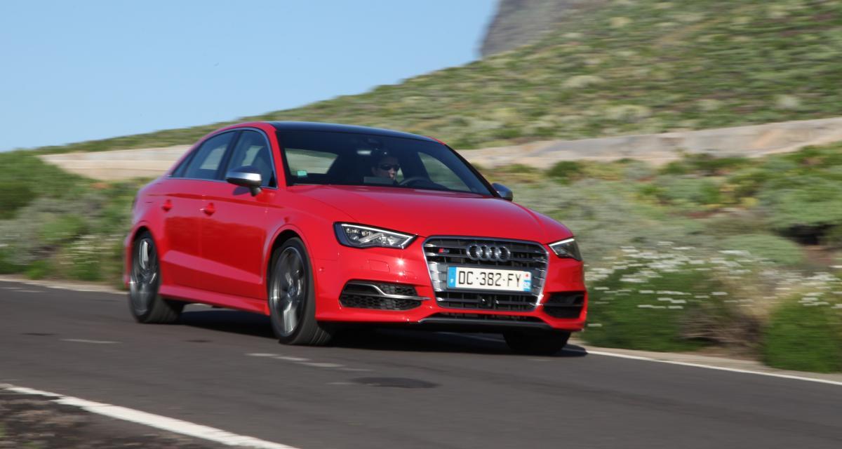 Excès de vitesse : flashé à 196 km/h en Audi S3 sur une départementale