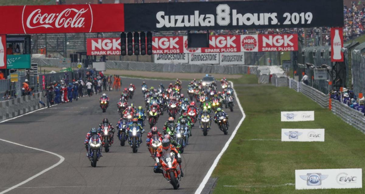 Endurance Moto : nouvelle date pour les Suzuka 8 Hours