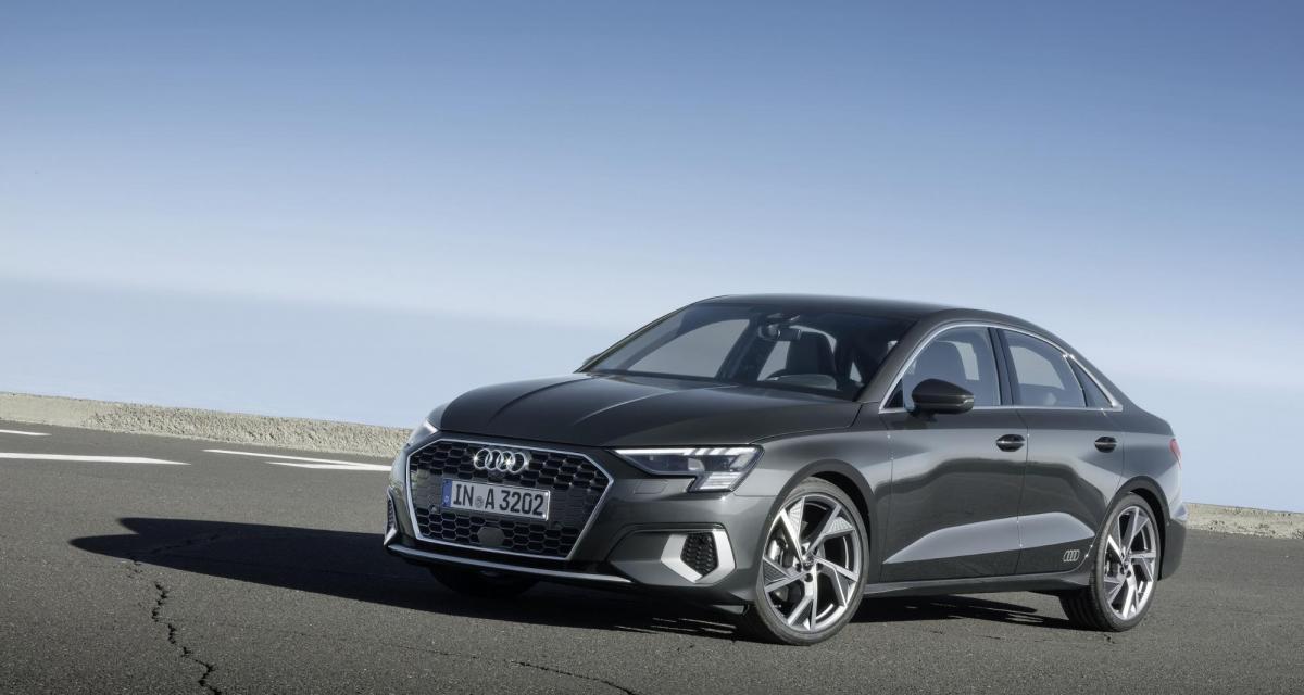 Nouvelle Audi A3 berline : essai, prix, date de sortie et fiche technique