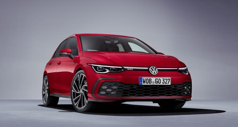 Nouvelle Golf R (2021) : la compacte sportive surprise au Nürburgring