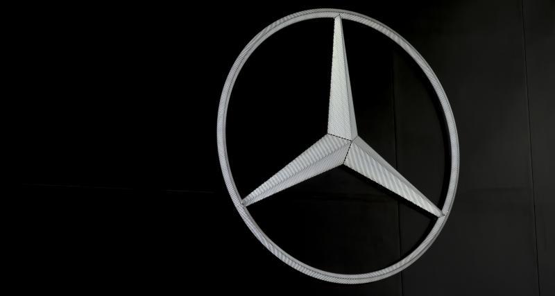 Mercedes : clap de fin pour l'hydrogène grand public