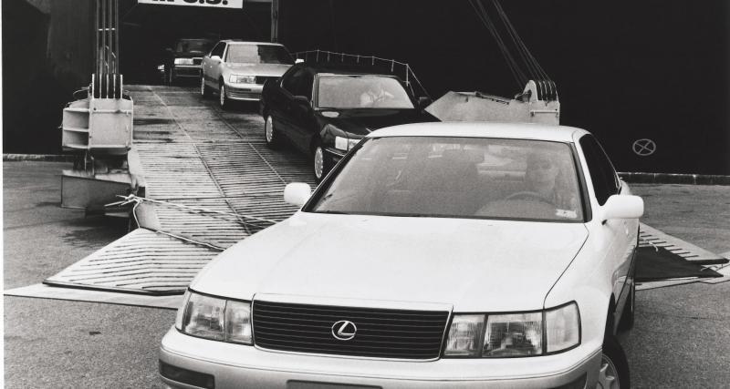 Lexus : 30 ans de luxe décalé sur le marché français
