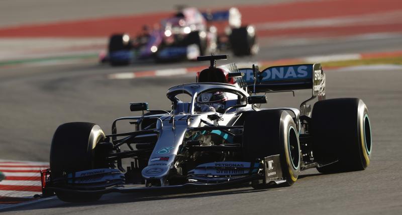 F1 : les dates du calendrier de la saison 2020