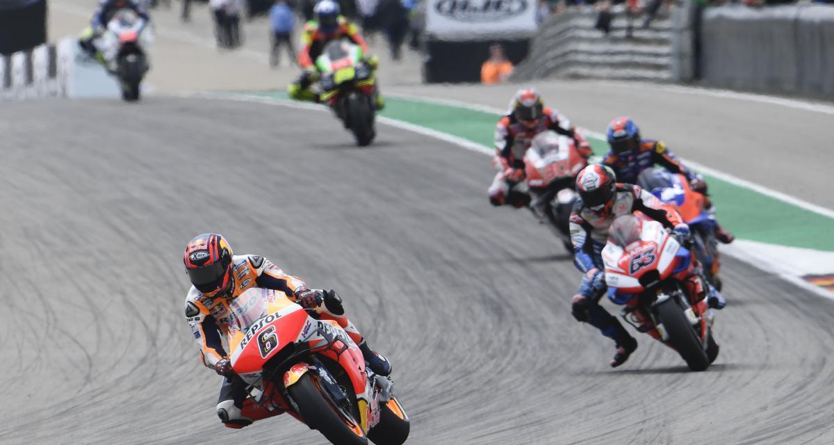 MotoGP : les Grand Prix d'Allemagne, des Pays-Bas et de Finlande annulés