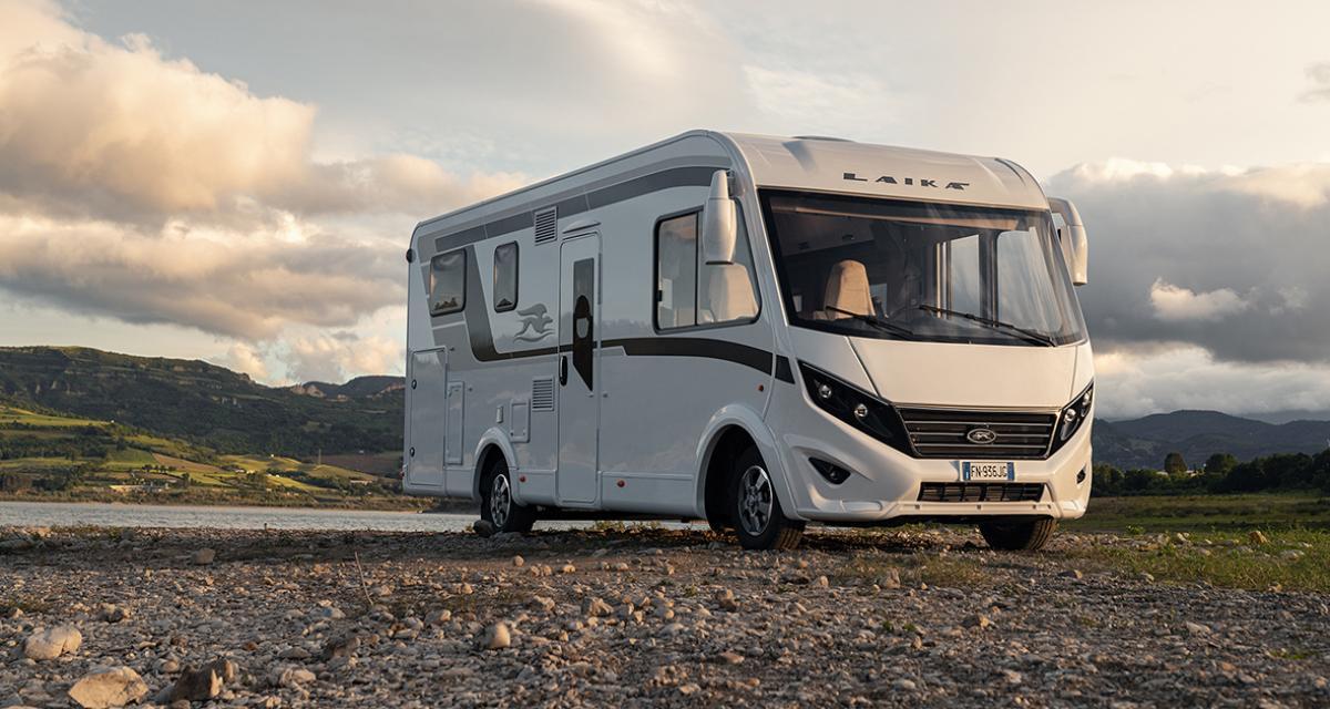 Camping-car Laika : reprise de la production en Italie