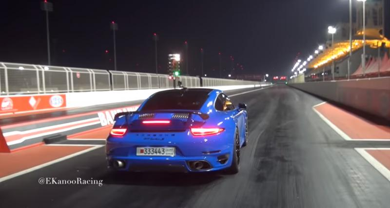 Une Porsche 911 Turbo S exécute le 0 à 209 km/h en 5,31 s (vidéo !)