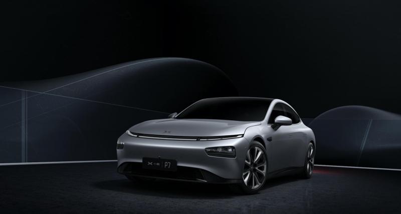 Xpeng P7 : la même chose qu'une Tesla en moins cher ?