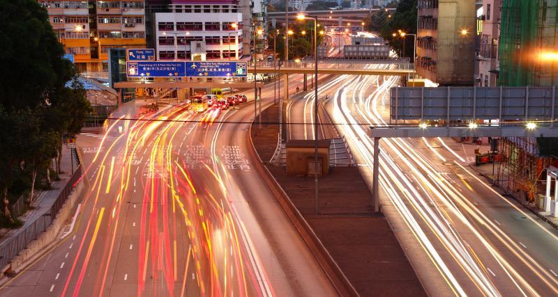 TomTom : baisse générale du trafic de près de 90% aux heures de pointe à Paris