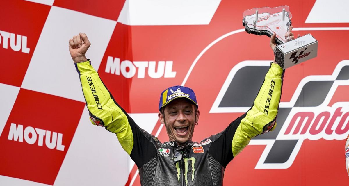MotoGP : le boss de Petronas évoque la rumeur Valentino Rossi