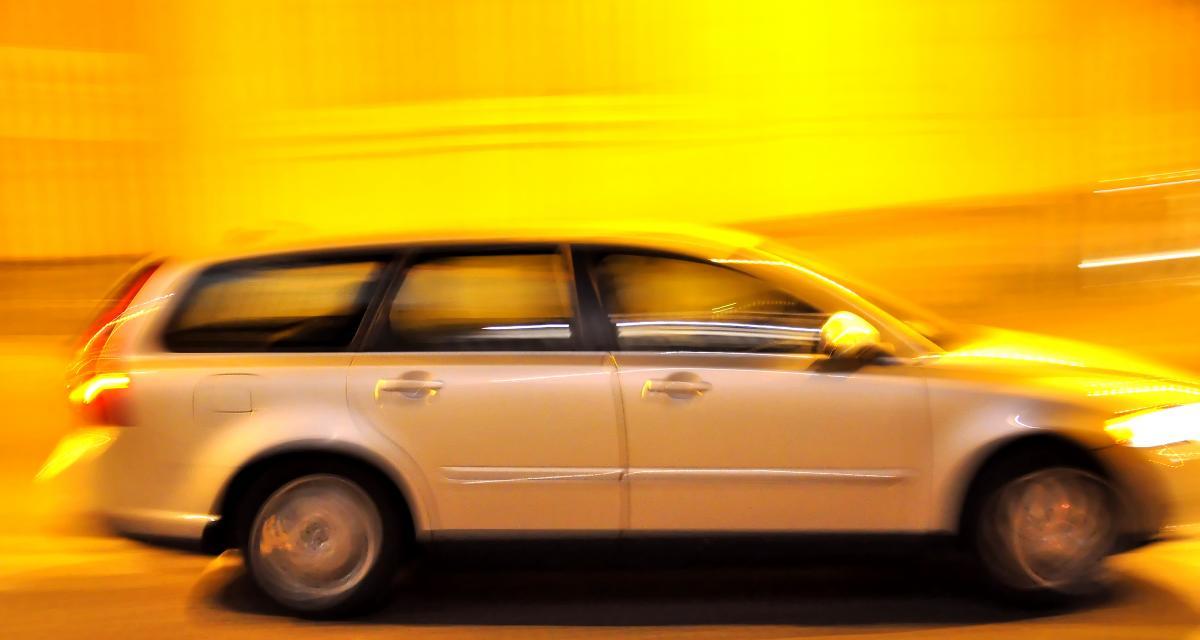 Fous du volant : flashé à 154 km/h sur une départementale, il risque jusqu'à 1500 euros d'amende