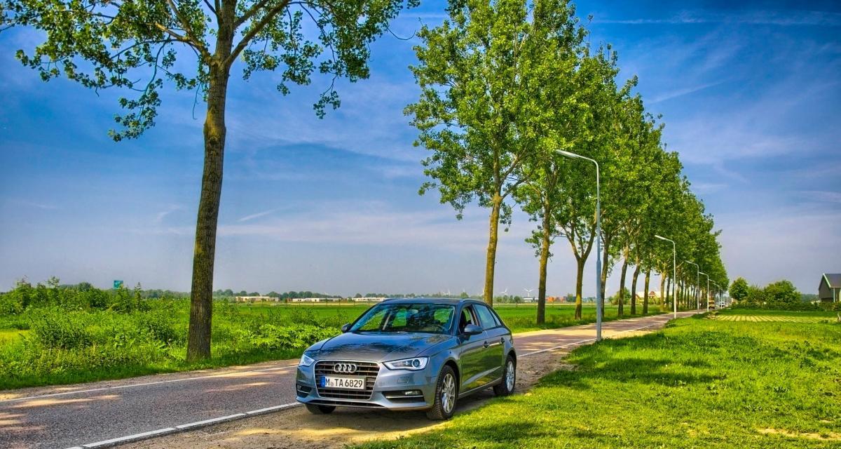 Fous du volant : flashé à plus du double de la vitesse autorisée en Audi S3