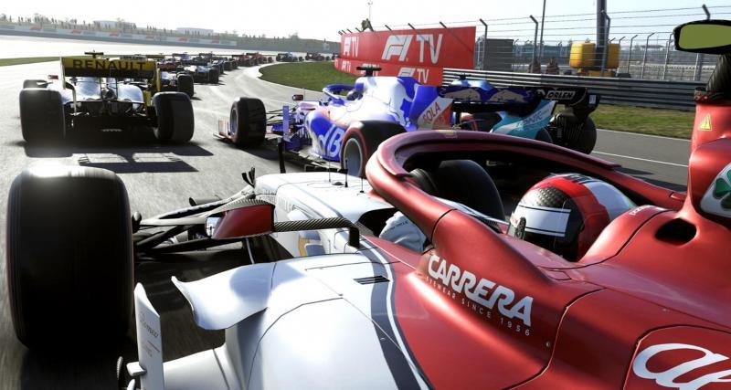 F1, MotoGP… les rendez-vous Esport auto du week-end