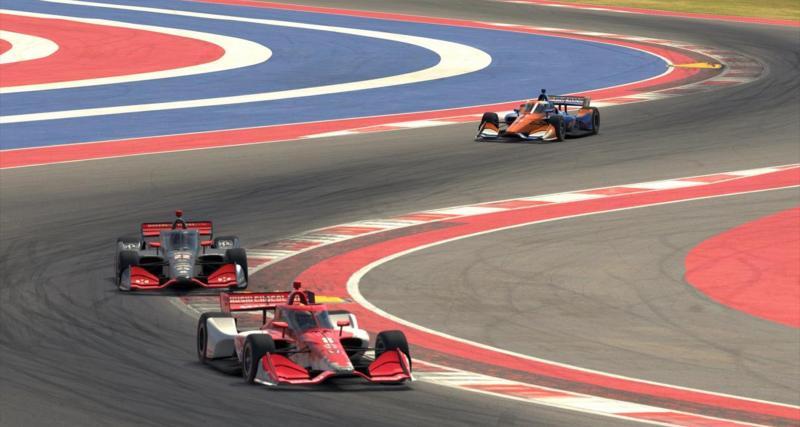IndyCar iRacing