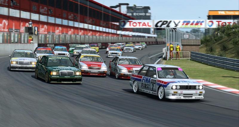 Le DTM Esports Classic Challenge 2020