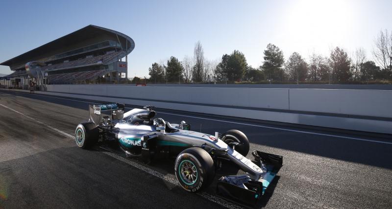 Quels Grand Prix seront retransmis sur TF1 ?