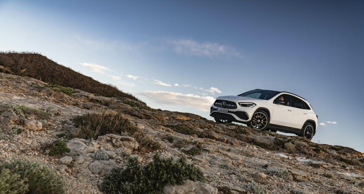 Mercedes GLA (2020) : le nouveau SUV urbain en 5 points