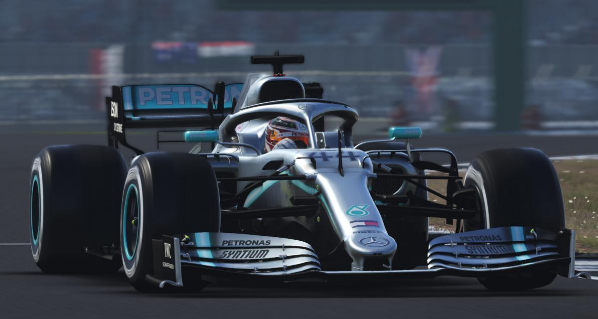 F1 Esports Virtual Grand Prix Series en streaming : où voir la course du 3 mai ?