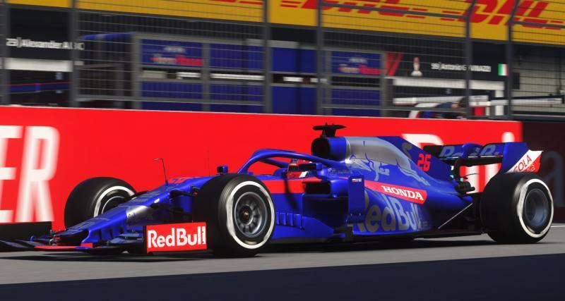 Le F1 Esports Virtual Grand Prix Series du Brésil en direct