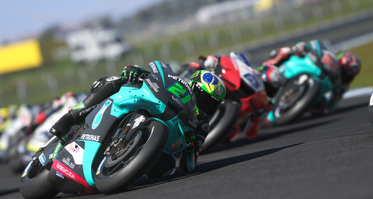 MotoGP Esport : la course virtuelle du 3 mai en direct vidéo