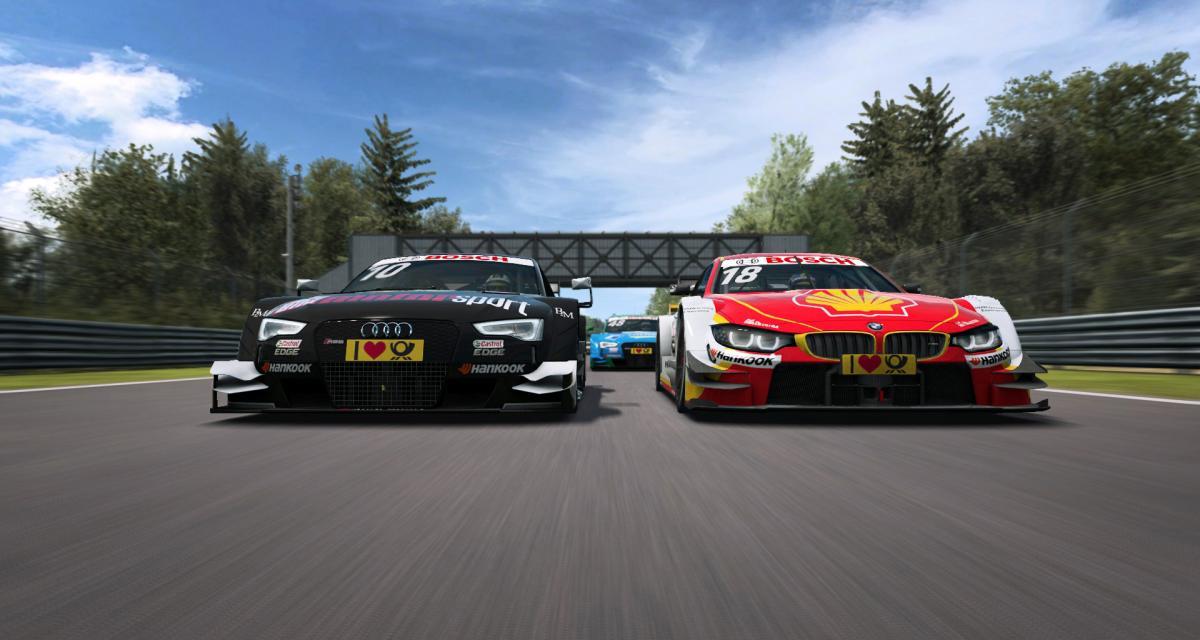 DTM Esports Classic Challenge 2020 : où voir la course du 3 mai ?