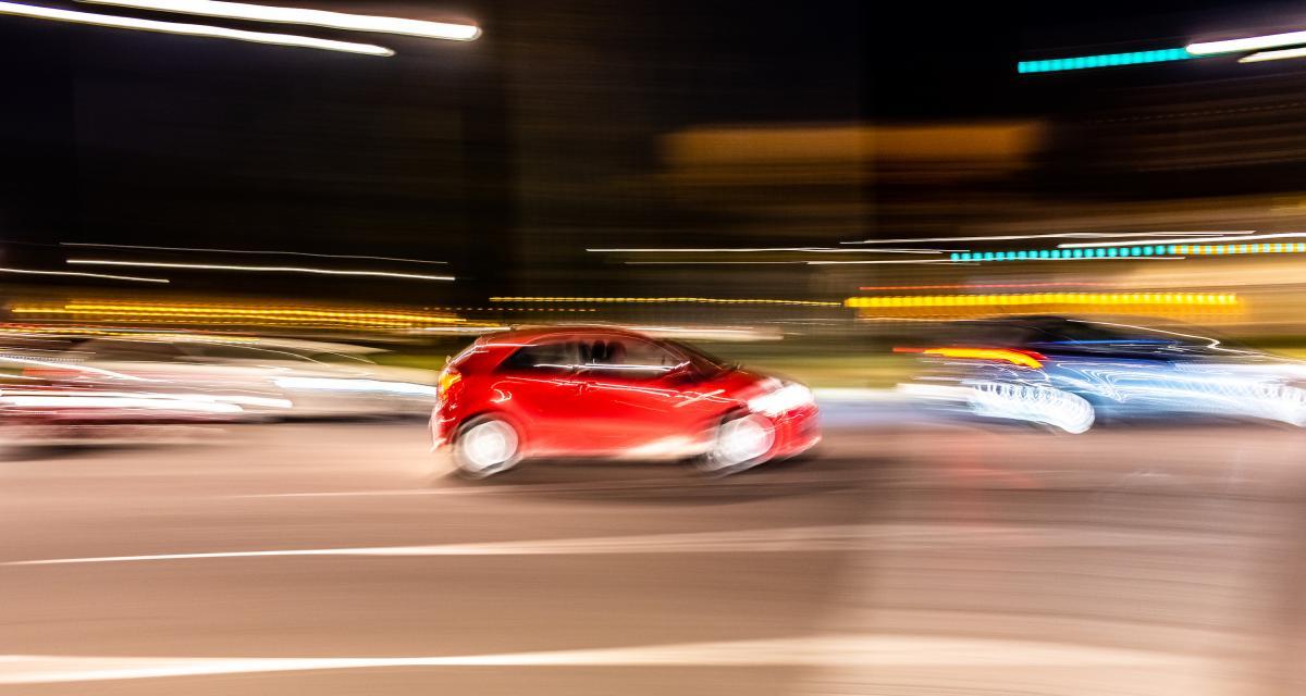 Fous du volant : il perd son permis après avoir été flashé à 173 km/h sur la rocade près de Tours