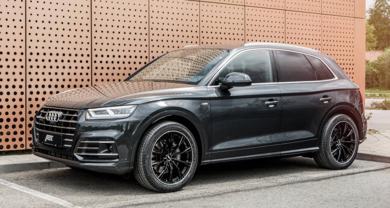 Audi Q5 TFSI e par ABT : l'hybride rechargeable qui dépasse le SQ5 TDI