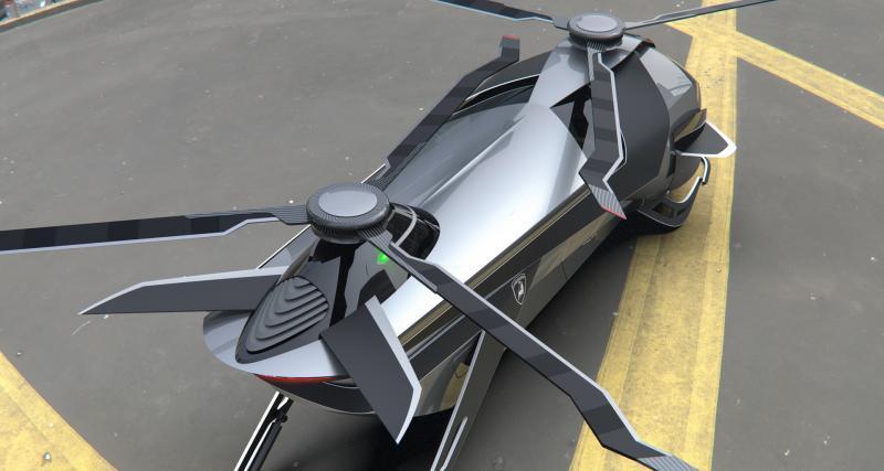 Un concept futuriste