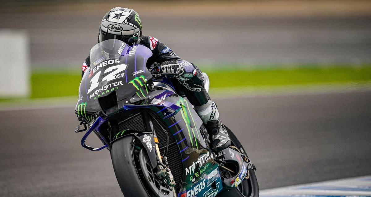MotoGP : Maverick Viñales remporte le GP d'Espagne virtuel