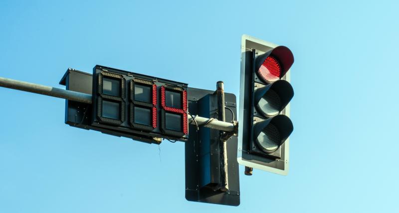 Radar de feu rouge : quelles sanctions ?
