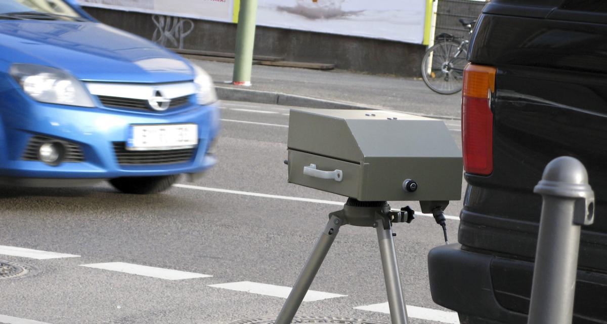 1 000 excès de vitesse enregistrés en trois jours à Marseille !