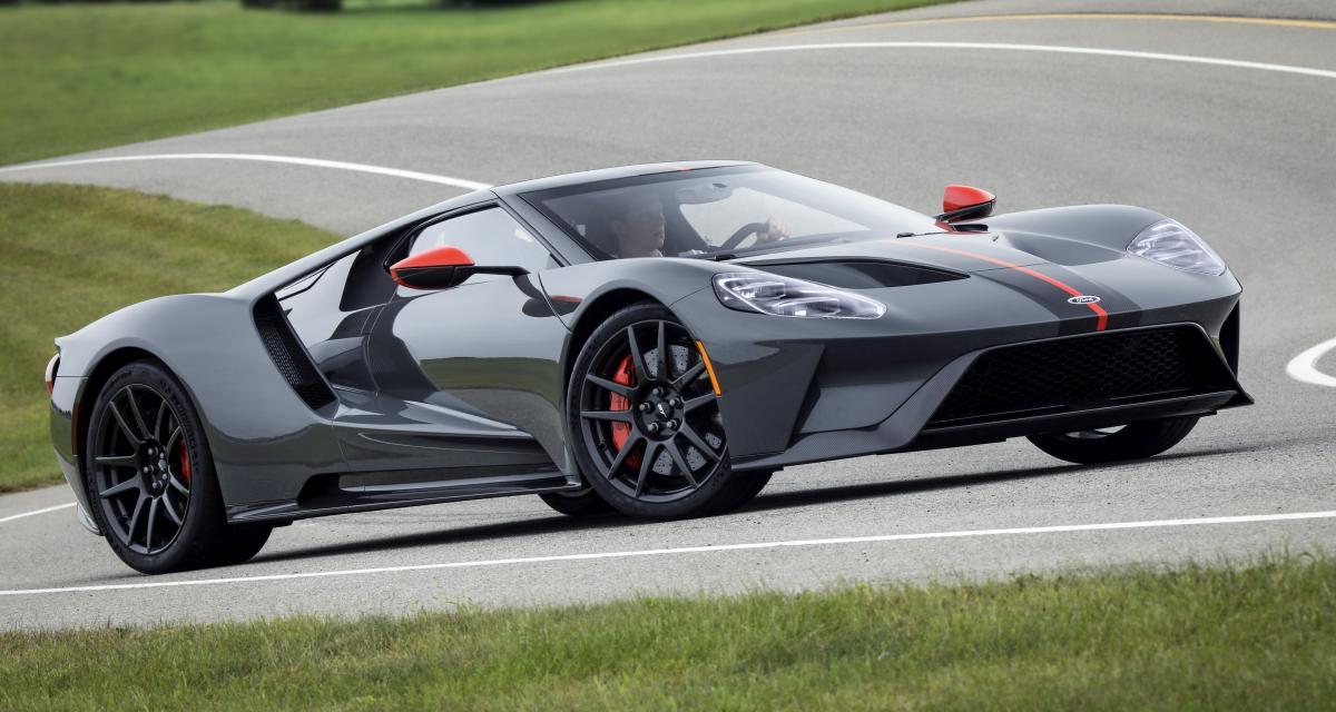 Ford GT Carbon Series : en vente à 1,5 million d'euros sur leboncoin