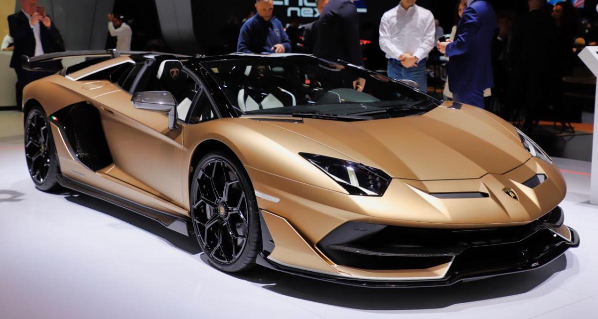 Lamborghini : la marque préférée des fans de supercars sur Instagram