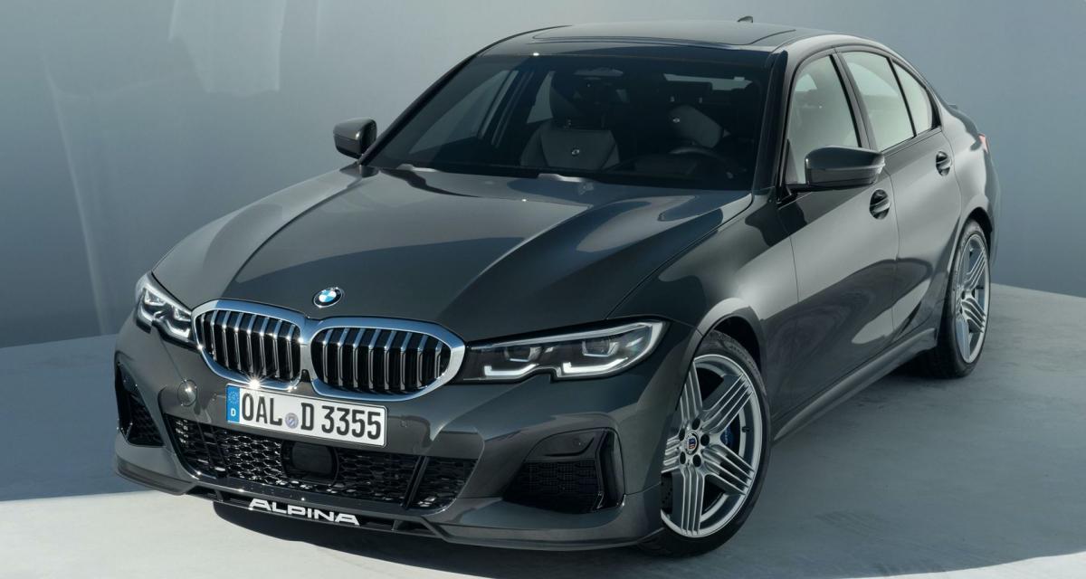 Alpina D3 S : Une énième variante de la BMW série 3 ?