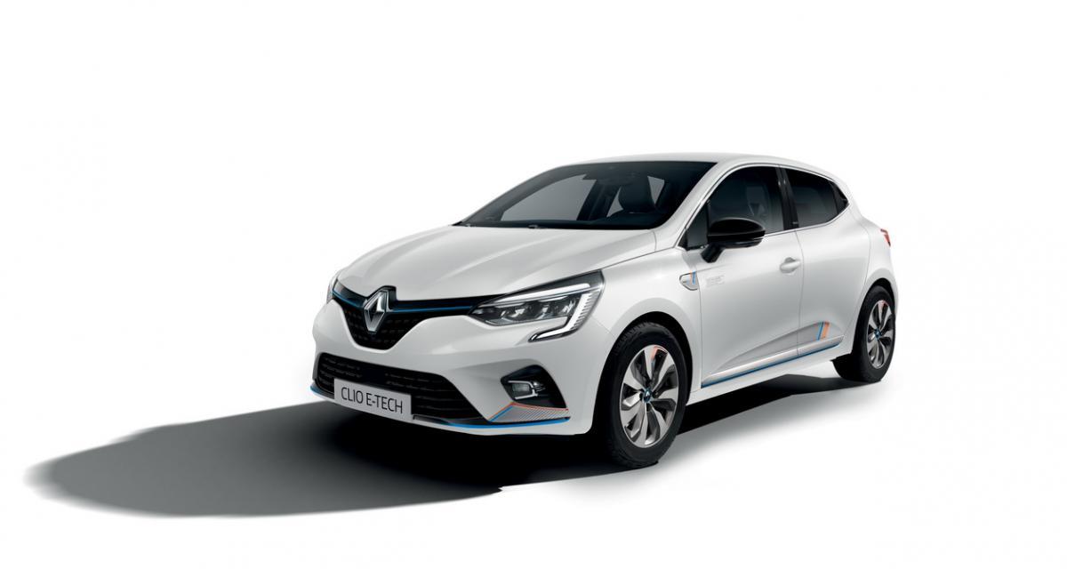 Renault Clio V E-Tech Première Edition : nouvelle finition de lancement pour la citadine hybride