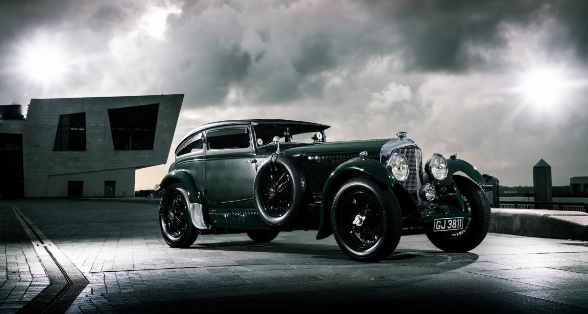 Epoqu'auto 2020 : Bentley et Simca à l'honneur sur l'affiche officielle