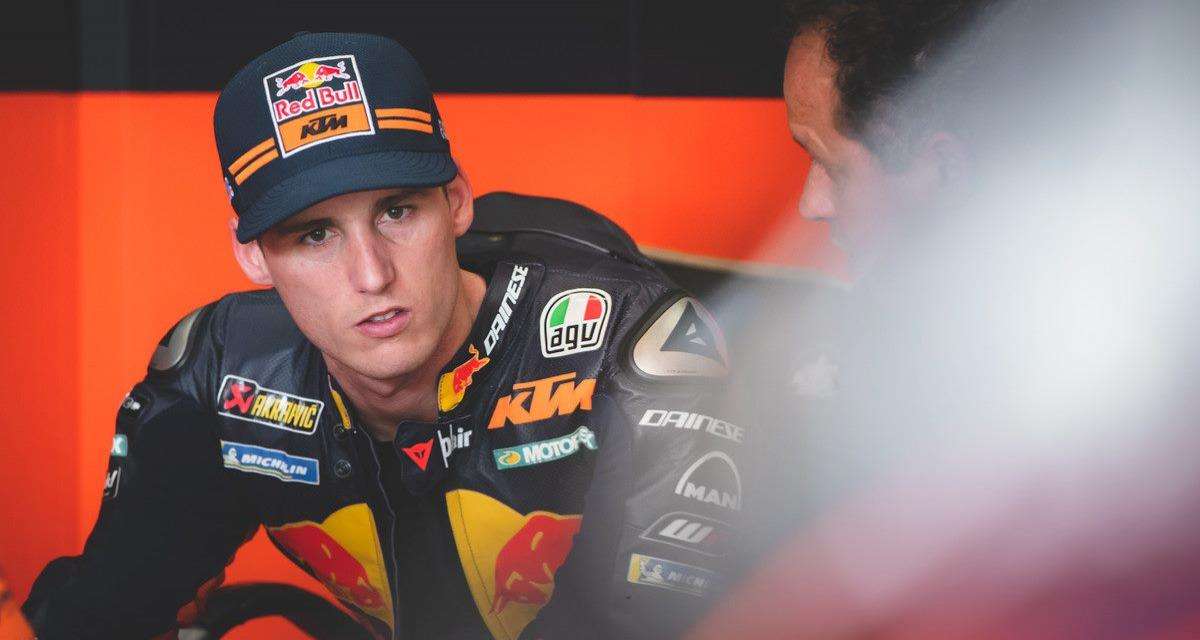 MotoGP : Pol Espargaro assimile son pilotage à celui de Marc Márquez