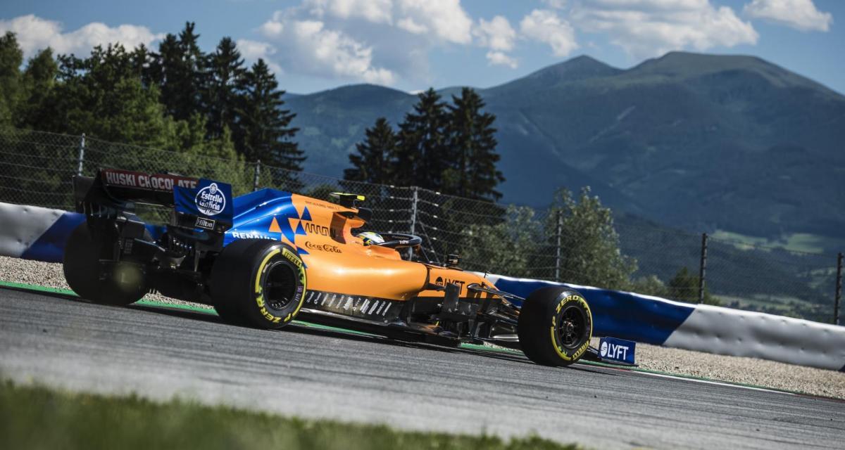 F1 : McLaren l'assure, il n'y aura pas de « Mercedes orange » l'année prochaine