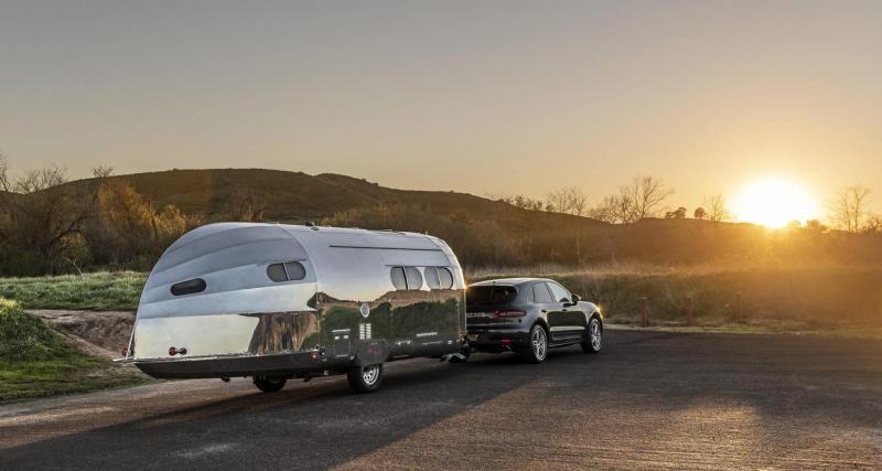 Camping-car - Bowlus Road Chief : l'exceptionnelle roulotte du 21e siècle