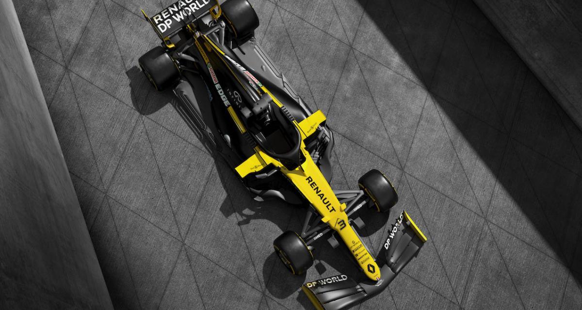 Renault F1 Team : Cyril Abiteboul confiant pour les deux saisons à venir