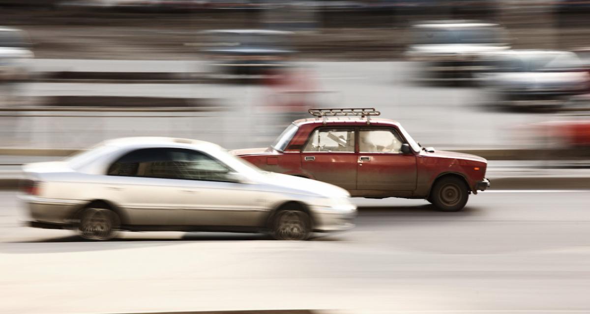 Fous du volant : sans permis et en possession de stupéfiants, il se lance dans une course-poursuite