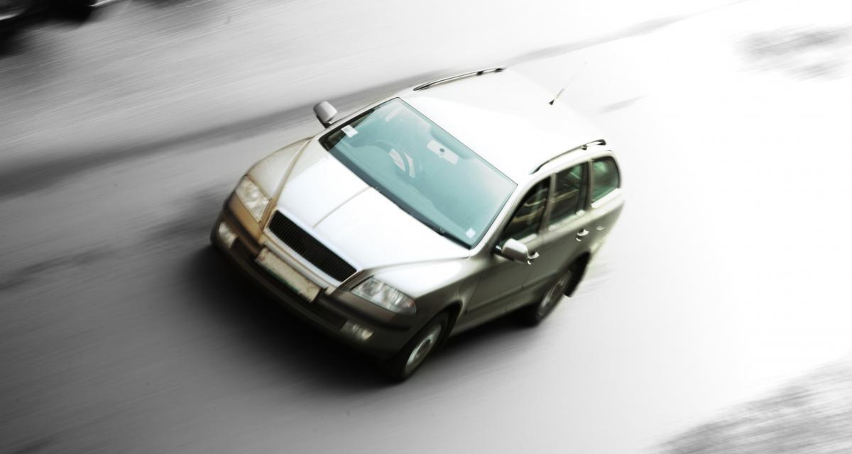 Fous du volant : flashé à 200 km/h, il tente de s'enfuir à contresens