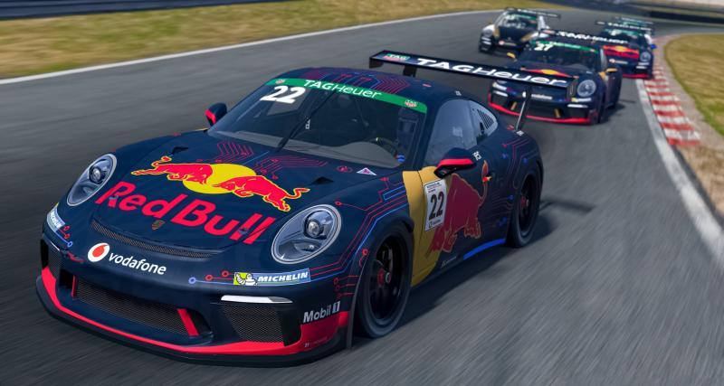 Porsche esport Supercup Race 2 - Circuit de Barcelone