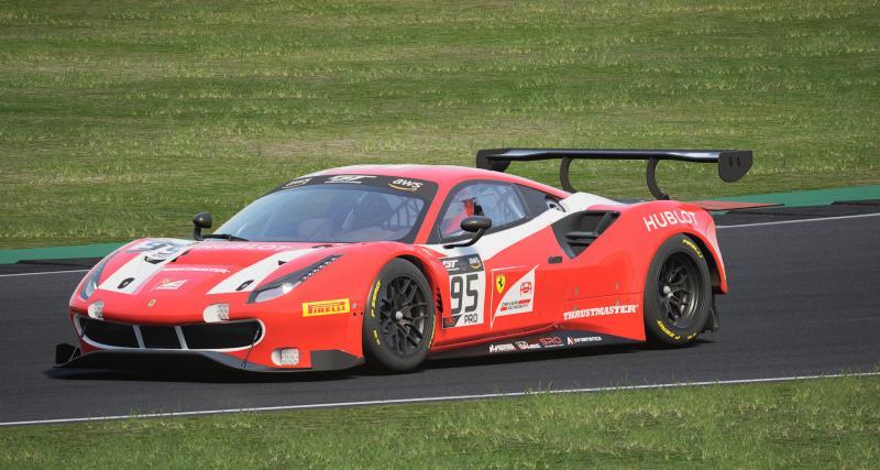 SRO Esport GT Séries Round 2 - Circuit de Spa-Francorchamps