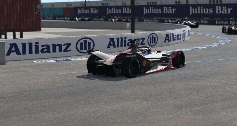 Challenge ABB Formula E Race at Home de Monaco en streaming