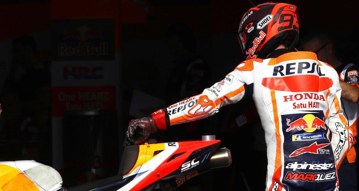 """MotoGP - Marc Marquez chez Ducati ? """"Pour le moment, je dis non"""""""