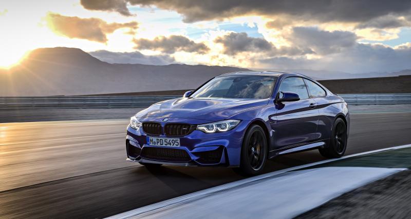 BMW M4 (2021) : surprise sonore sur le Nürburgring